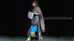 महसूस करने और लिखने से ही मलाला बन गई नोबेल विजेता