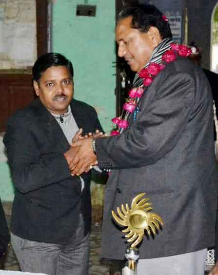 अधिवक्ताओं ने किया जिला जज डी.के. नैनवाल का अभिनंदन