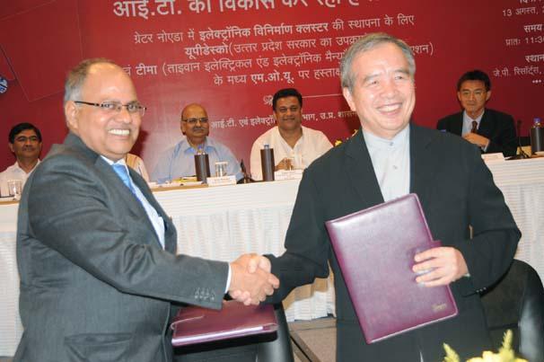 दहशत में मुख्यमंत्री नहीं गये नोयडा, टीमा से हुआ समझौता