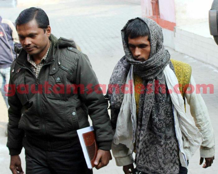 कटरा सआदतगंज कांड में मुख्य आरोपी पप्पू यादव गिरफ्तार