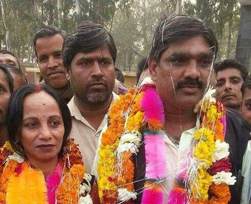 सपा की ब्लॉक प्रमुख के पति सहित 12 अफसरों पर मुकदमा