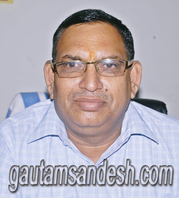 41 लाख का घोटाला कर गये बीएसए आनंद प्रकाश शर्मा