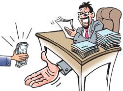 भ्रष्टाचार को लेकर सांसद के सामने हो सकता है हंगामा