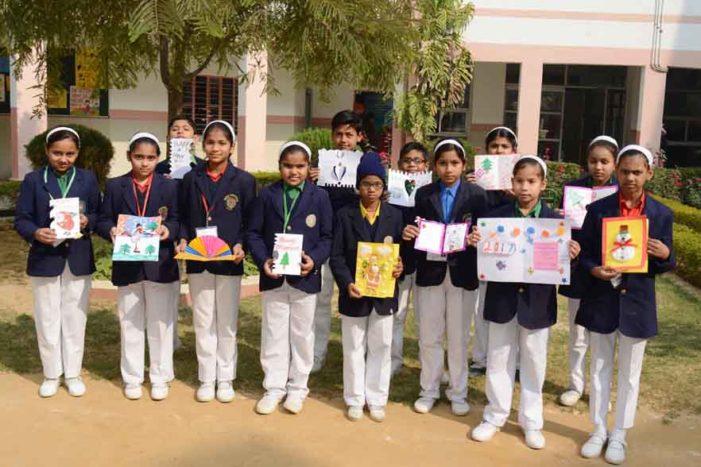 मदर एथीना स्कूल में आयोजित की गई प्रतियोगितायें, झूम उठे बच्चे