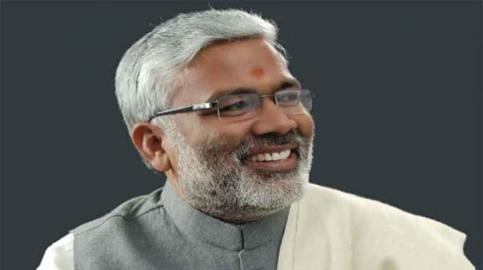 बदायूं से भाजपा के एमएलसी प्रत्याशी होंगे परिवहन मंत्री स्वतंत्रदेव सिंह