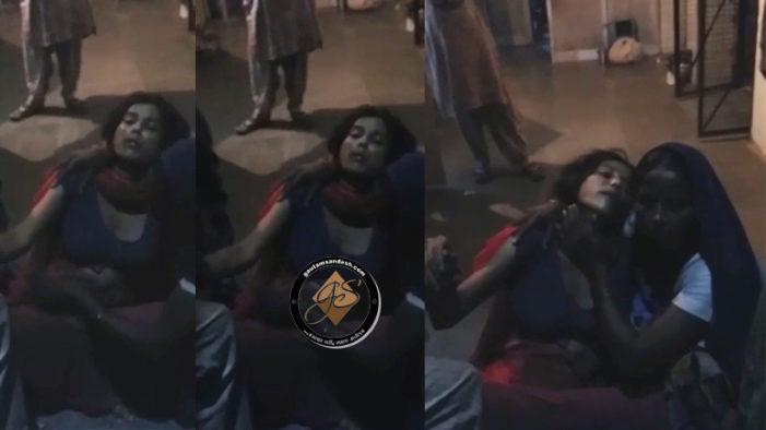 जमीन पर पड़ी तड़पती रही गर्भवती महिला, सौ रूपये ठग ले गई नर्स